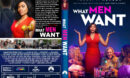 What Men Want (2019) R1 Custom DVD Cover