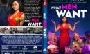 What Men Want (2019) R1 Custom DVD Cover