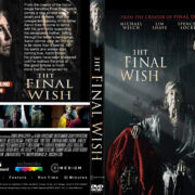 The Final Wish (2019) R1 Custom DVD Cover