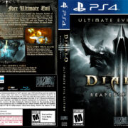 Diablo: Reaper of Souls PS4 Cover