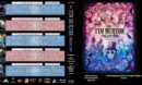 The Tim Burton Collection (5) - Volume 4 R1 Custom Blu-Ray Cover