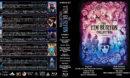 The Tim Burton Collection (10) - Volume 2 R1 Custom Blu-Ray Cover