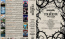 The Tim Burton Collection (10) - Volume 2 R1 Custom DVD Cover