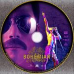 Bohemian Rhapsody (2019) Custom Blu-Ray Label