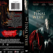 The Final Wish (2018) R1 Custom DVD Cover