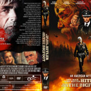 The Man Who Killed Hitler and Then The Bigfoot (2018) R1 Custom DVD Cover