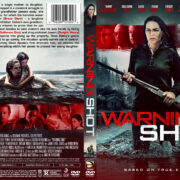 Warning Shot (2018) R1 Custom DVD Cover