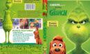 The Grinch (2018) R1 Custom DVD Cover V2
