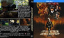 The Man Who Killed Hitler And Then The Bigfoot (2018) R1 CUSTOM Blu-Ray Cover & Label