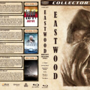 Clint Eastwood: Director's Collection – Volume 6 R1 Custom Blu-Ray Cover