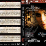 The Millennium Collection (2014-2018) R1 Custom DVD Cover