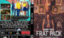Frat Pack (2018) R0 Custom DVD Cover