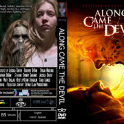 Along Came the Devil (2018) R0 Custom DVD Cover