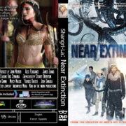 Shangri-La: Near Extinction (2018) R0 Custom DVD Cover