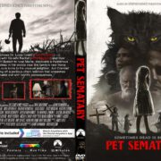 Pet Sematary (2019) R1 Custom DVD Cover