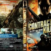 Contract Killers (2014) R1 CUSTOM DVD Cover