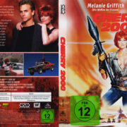 Cherry 2000 (1987) R2 German Blu-Ray Covers & Label