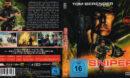 Sniper - der Scharfschütze (1993) R2 German Blu-Ray Covers & Label