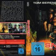 Sniper – der Scharfschütze (1993) R2 German Blu-Ray Covers & Label