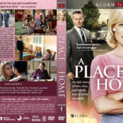 A Place to Call Home – Season 1 (2013) R1 Custom DVD Cover & Labels