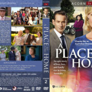 A Place to Call Home – Season 2 (2014) R1 Custom DVD Cover & Labels