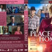 A Place to Call Home – Season 3 (2016) R1 Custom DVD Cover & Labels