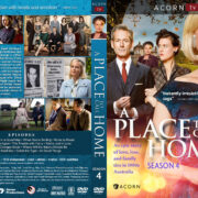 A Place to Call Home – Season 4 (2017) R1 Custom DVD Cover & Labels