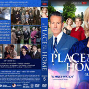 A Place to Call Home – Season 5 (2017) R1 Custom DVD Cover & Labels
