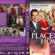 A Place to Call Home - Season 6 (2018) R1 Custom DVD Cover & Labels