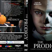 The Prodigy (2019) R0 Custom DVD Cover