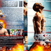 Creed II (2018) R1 Custom DVD Cover