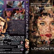 London Fields (2018) R1 Custom DVD Cover