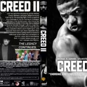 Creed 2 (2018) R1 Custom DVD Cover