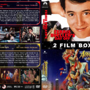 Adventures in Babysitting / Ferris Bueller's Day Off Double Feature R1 Custom DVD Cover