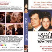 Don't Drink The Water (1994) R1 Custom DVD Cover & Label