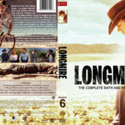 Longmire - Season 6 (2017) R1 Custom DVD Cover