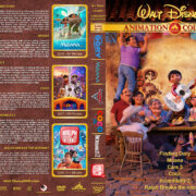 Walt Disney's Classic Animation - Set 20 (2016-2018) R1 Custom DVD Cover