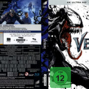 Venom (2019) R2 German Custom 4K Covers