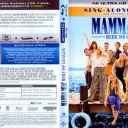 Mamma Mia - Here we go again (2017) R2 German 4K UHD Covers