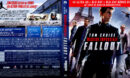 Mission: Impossible - Fallout (2018) R2 German 4K UHD Covers