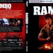 Rambo (1982) R2 German 4K UHD Covers