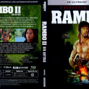 Rambo II Der Auftrag (1985) R2 German 4K UHD Covers