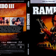 Rambo 3 (1988) R2 German 4K UHD Covers