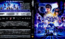 Ready Player One (2018) R2 German 4K UHD Covers