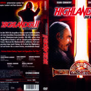 Highlander II – Die Rückkehr (1991) R2 German DVD Covers