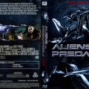 Aliens vs. Predator 2 – Extended Version (2007) R2 German Blu-Ray Covers