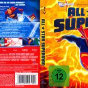 All-Star Superman (2011) R2 German Blu-Ray Cover