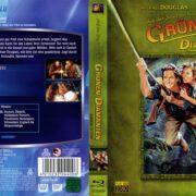 Auf der Jagd nach dem grünen Diamanten (1984) R2 German Blu-Ray cover