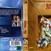 Auf der Jagd nach dem Juwel vom Nil (1985) R2 German Blu-Ray Cover