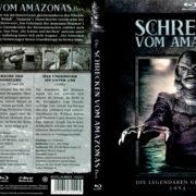 Der Schrecken vom Amazonas – Die Trilogie (2018) R2 german Blu-Ray Covers